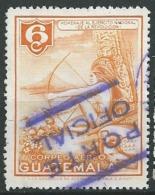 Guatemala  - Aérien - Yvert N° 202 Oblitéré -  Ava18205 - Guatemala