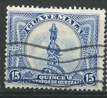 Guatemala  -- Yvert N° 238 Oblitéré -  Ava18208 - Guatemala