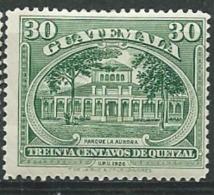 Guatemala  -- Yvert N° 240 * -  Ava18209 - Guatemala