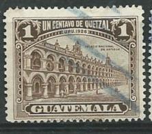 Guatemala  -- Yvert N° 232 Oblitéré -  Ava18210 - Guatemala