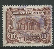 Guatemala  -- Yvert N° 237 Oblitéré -  Ava18207 - Guatemala