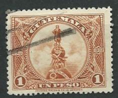 Guatemala    -- Yvert N° 209 Oblitéré  -  Ava18219 - Guatemala