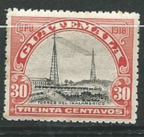 Guatemala    -- Yvert N° 163 * -  Ava18229 - Guatemala