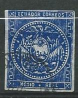 Equateur  - Yvert N° 5 Oblitéré -  Ava18235 - Equateur