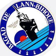 Autocollant - LANN-BIHOUé : Bagad De Lann-Bihoué - Stickers