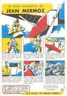 VP-GF.18-207 : BUVARD. AVIATION. JEAN MERMOZ. - Transport