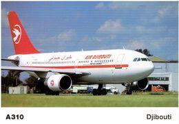 Air Djibouti - Airbus A310 (Airbus Issue) - 1946-....: Moderne