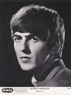 Photo Ancienne  Dezo Hoffmann  Les Beatles  George Harrison   PRIX FIXE - Beroemde Personen