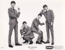 Photo Ancienne  Dezo Hoffmann  Les Beatles     PRIX FIXE - Beroemde Personen