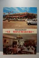 "TARAGONA   MIAMI  PLAYA   -  Restaurant   "" Le  Montmartre ""   - ( No Paypal ) -  ( Pas De Reflet Sur L'original ) - Tarragona"