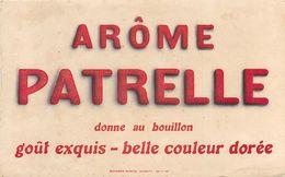 VP-GF.18-226 : BUVARD. AROME PATRELLE. - Buvards, Protège-cahiers Illustrés