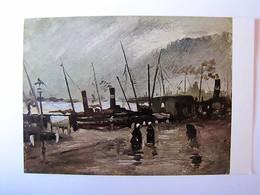 ARTS - TABLEAU - VAN GOGH - Le Quai - Pintura & Cuadros