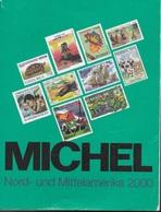 CATALOGO MICHEL - NORD E CENTROAMERICA - EDIZIONE 2000 - BIANCO E NERO - USATO IN OTTIMO STATO - - Germania