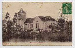 SAINT FIACRE (77) - L'EGLISE - Francia