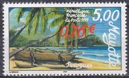 Mayotte 1999 Transport Verkehr Schiffe Ships Boote Boats Auslegerboote Strände Beach Palmen Palms, Mi. 72 ** - Mayotte (1892-2011)