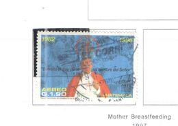 Guatemala PA 1996 Visita Papa  + Scott.861+used See Scans On Scott.Pages - Guatemala