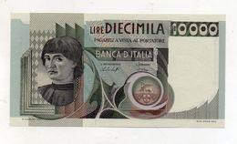 """Italia - Banconota Da Lire 10.000 """" Macchiavelli """" - Q/FDS - Decreto 30.10.1976 - (FDC8510) - [ 2] 1946-… : Républic"""