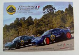Carte Postale Automobile Publicitaire LOTUS - Passenger Cars