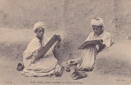 Ecole Arabe, Talebs Recopiant Les Versets Du Coran - Pas Circ - Other