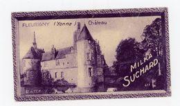 CHOCOLAT SUCHARD - VUES DE FRANCE - 411 - FLEURIGNYY, CHATEAU (YONNE) - Suchard