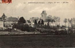 HEROUVILLE EGLISE - Herouville Saint Clair