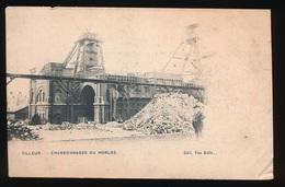 TILLEUR  = CHARBONNAGES DU HORLOZ - Saint-Nicolas