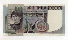 """Italia - Banconota Da Lire 10.000 """" Macchiavelli """" - SPL+ - Decreto 8.3.1984 - (FDC8511) - [ 2] 1946-… : Républic"""