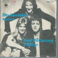 "45 Tours SP - PAUL McCARTNEY & WINGS  - APPLE 05529  "" Mrs. VANDEBILT "" + 1 - Vinyl Records"