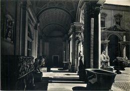 D1140 Citta Del Vaticano Vatican Belvedere Octagonal Courtyard - Vatican