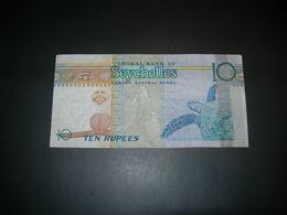 Seychelles 10 Rupees. - Seychelles