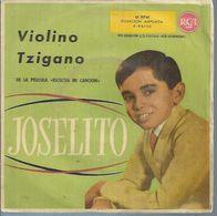"45 Tours EP -  JOSELITO  - RCA 24111 -   "" VIOLINO TZIGANO "" +  4 ( ESPAGNE ) - Vinyl Records"
