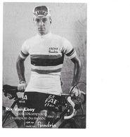 Rik Van Looy Dubbele Wereldkampioen, Flandria, Wielrennen - Sportifs