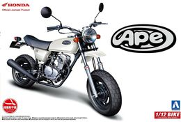 Honda Ape  1/12 ( Aoshima ) - Motorcycles