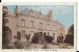 BENASSAY - Château De Montbeil - France