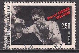 Frankreich  (1991)  Mi.Nr.  2864  Gest. / Used  (2ex19) - Frankreich