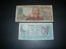 Italy 500 - 2000 - [ 2] 1946-… : Républic