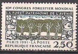 Frankreich  (1991)  Mi.Nr.  2857  Gest. / Used  (2ex17) - Frankreich