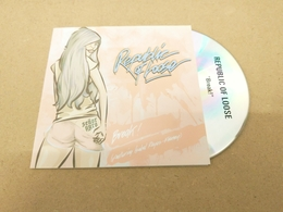REPUBLIC OF LOOSE Break 2007 UK CD Single Promo Papersleeve - Collector's Editions