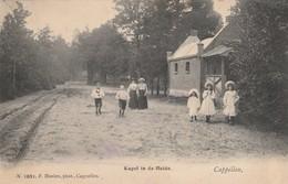 Cappellen ,  Kapel In De Heide  (Hoelen ,Cappellen,n°1691 ) - Kapellen