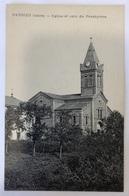 Sardieu. Église Et Coin Du Presbytère - Autres Communes