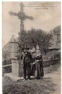 Folklore - Cantal - Paysans Des Environs D'Aurillac - Costume De Fête - Kostums