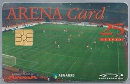 NL.- Telefoonkaart. ARENA CARD. 25 Gulden. AMSTERDAM. ABN-AMRO. AMSTERDAM RAI. 000701 - Sport