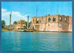 LIBIA LIBYA TRIPOLI THE CASTLE - Libye