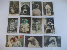 Lot De 11 Cartes Diverses De Différentes Maisons D' Edition - Postcards