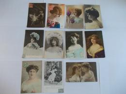 Lot De 11 Cartes Diverses De Différentes Maisons D' Edition - Cartes Postales