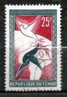 TCHAD  Solidarité 1959 N°61 - Tchad (1960-...)
