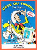 France Y&T 3546 _ Journée Du Timbre 2003 _ Lucky Luke _ Deux Souvenirs - FDC