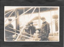 PAU - Ecole D'Aviation - Comte Et Comtesse Lambert - 15 Février 1909. - Pau