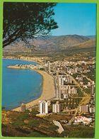 BENIDORM - Vue Générale Carte Circulé 1967 Beaux Timbres Nice Stamps - Autres