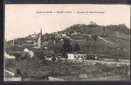 MONTLUEL . Coteau Saint - Barthélémy . - Montluel